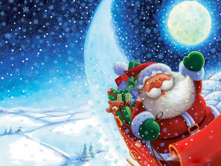 Funny Christmas wallpapers Christmas Wallpapers were very nice and