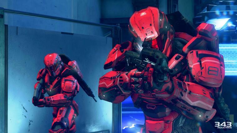 Halo 5 Guardians Beta 2015 2048 x 1152 Download Close