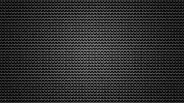 Download Wallpaper 3840x2160 mesh metal circles dark surface 4K