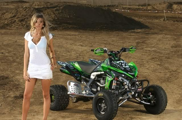 sexy atv girls   Cool Graphic
