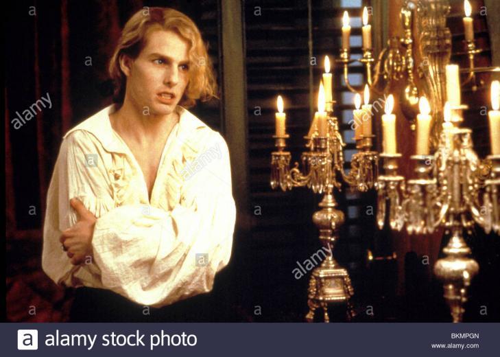Tom Cruise Interview Vampire Vampire Stock Photos Tom Cruise