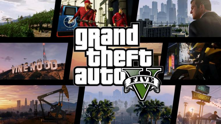 Wallpaper Gta 5 Grand Theft Auto V Rockstar 3 Wallpapers