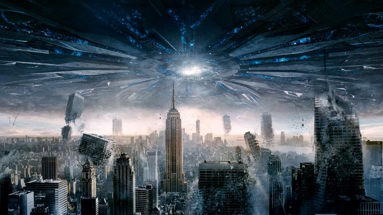 New York Independence Day Resurgence Wallpapers in jpg format for