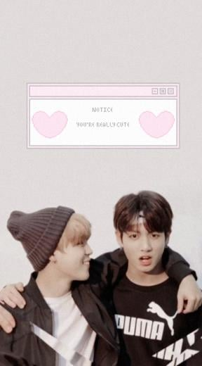 wallpapers jikook discovered by yaminnie on We Heart It
