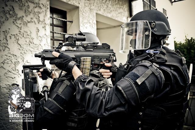 Police Swat Wallpaper Labels swat