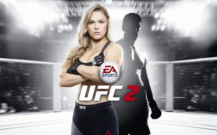 EA Sports UFC 2 Wallpapers in jpg format for download