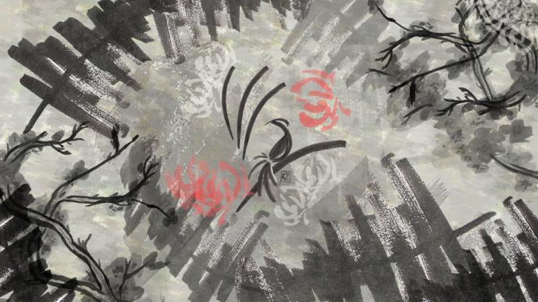 Ink Bird Theme Wallpaper by Treeprincess on deviantART