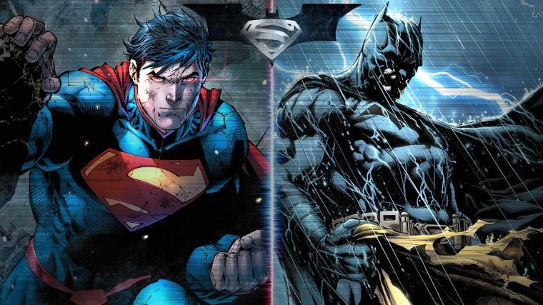 BATMAN v SUPERMAN adventure action dc comics d c superman batman dark