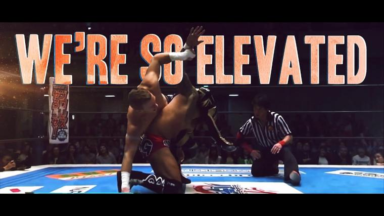 It Lives It Breathes   Elevated Official Will Ospreay Entrance