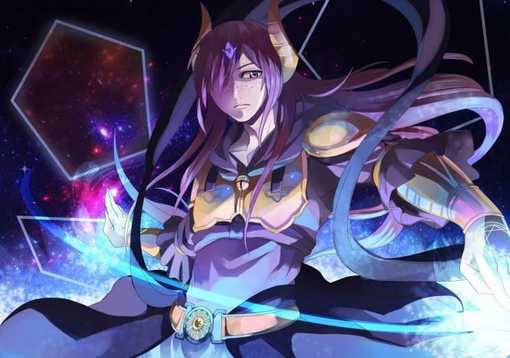MAGI   Ren Koumei Dantalion full djinn equip Magi Labyrint of
