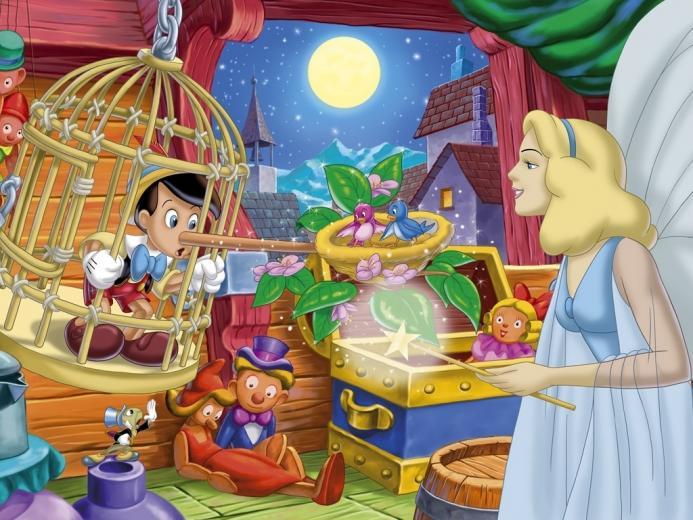 Pinocchio Wallpaper   Classic Disney Wallpaper 6496242