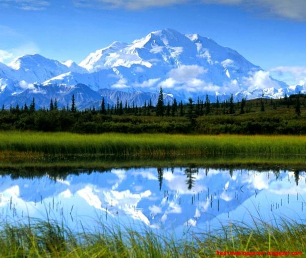 Blue Mountain Screensavers HD Wallpapers