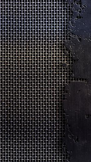 Metal mesh cracks scratches HTC One wallpaper in 2019 Metal