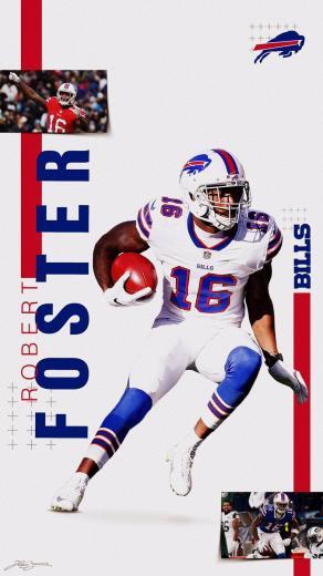 Jordan Santalucia on Twitter Buffalo Bills Robert Foster