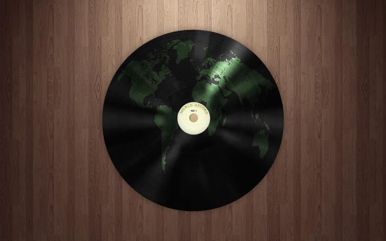 World Record Wallpaper 1920x1200 World Record Vinyl