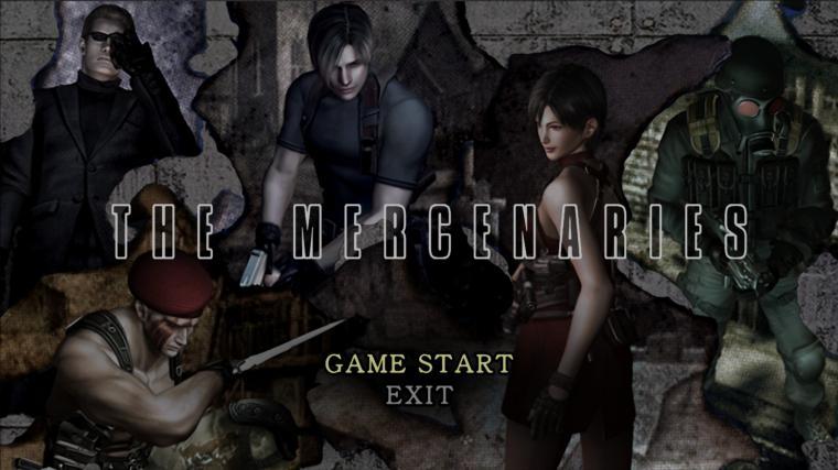 The Mercenaries RE4 Resident Evil Wiki FANDOM powered by Wikia