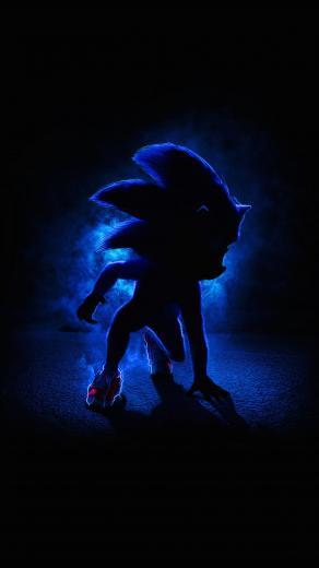 Sonic the Hedgehog 2020 Phone Wallpaper Moviemania