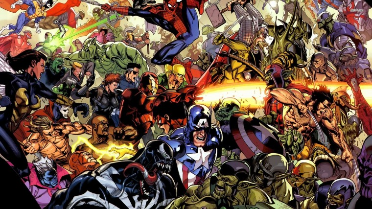 Marvel superheroes wallpaper   Comic wallpapers   14308
