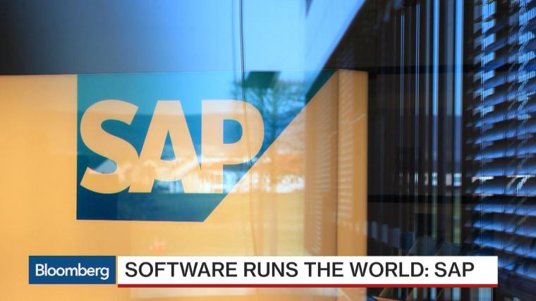 SAP Sees Its Future in the Cloud   Bloomberg