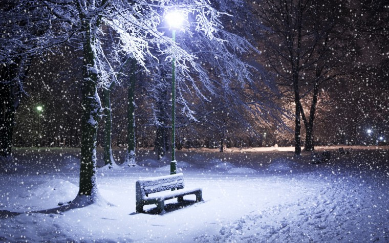 Cool Winter At Nights Wallpaper Beautiful Wallpaper with 2560x1600