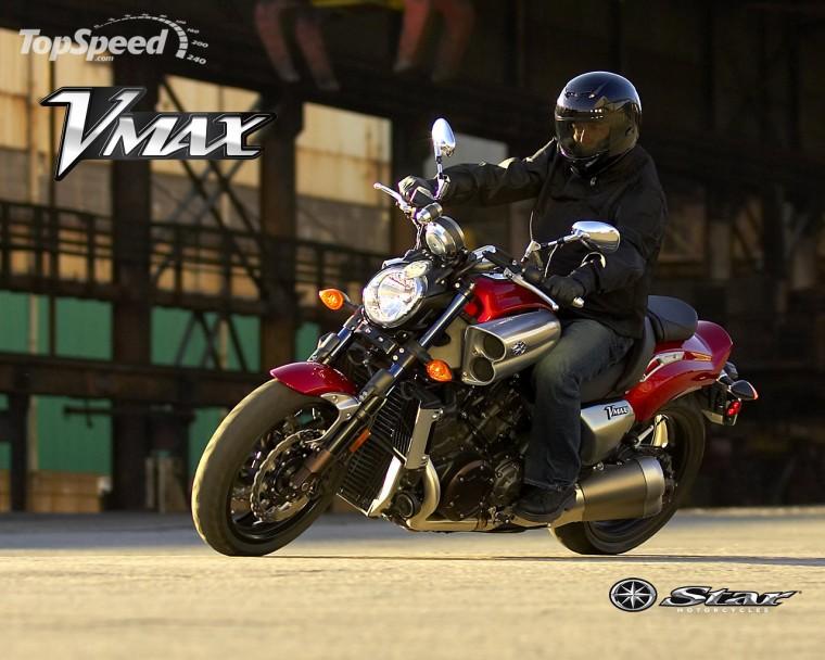 bikes wallpapers 2010 Yamaha Star V Max Wallpapers