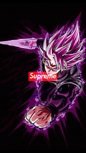 Dragonball Supreme in 2019 Supreme wallpaper Floral