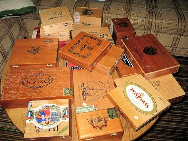 Cigar Box Wallpaper Cigars that were inside