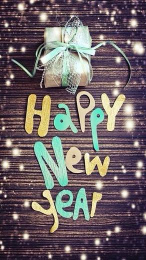 Happy New Year 2018 Wallpaper For iPhone 2020 3D iPhone Wallpaper