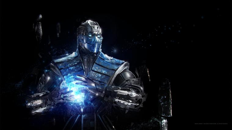 mkx sub zero PS4Wallpaperscom