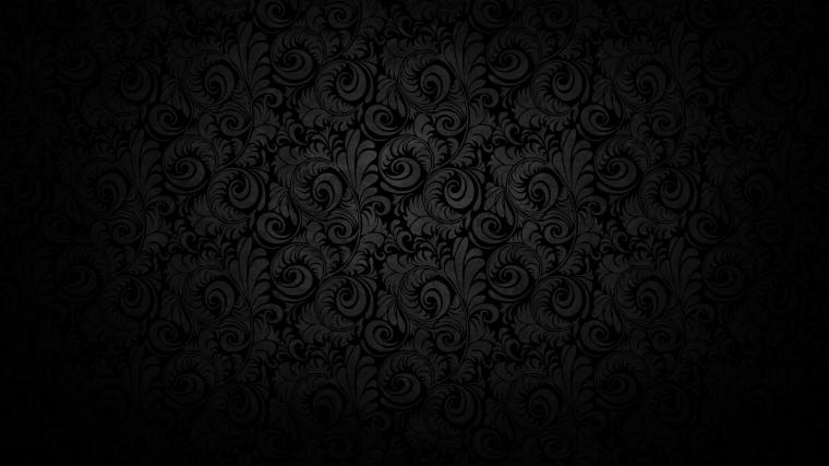Black background Pattern Light Texture Wallpaper Background 4K