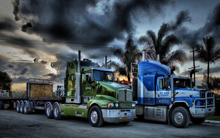 Vehicles   Truck Wallpaper