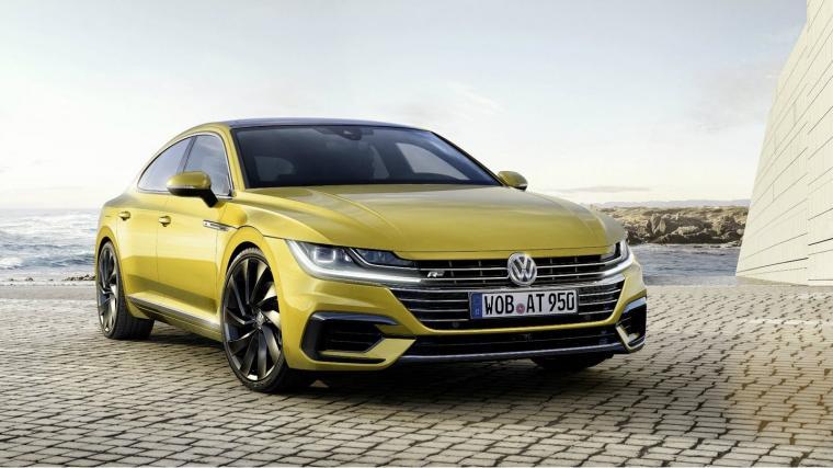 Volkswagen Arteon Shooting Brake Is Reportedly Happening   The Drive