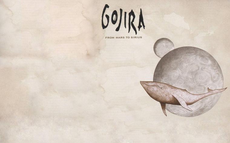 Gojira Wallpaper 1227x768 ID45176   WallpaperVortexcom