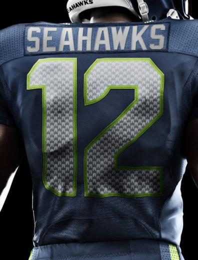 12th Man Seattle Seahawks Wallpaper for iPhone 5