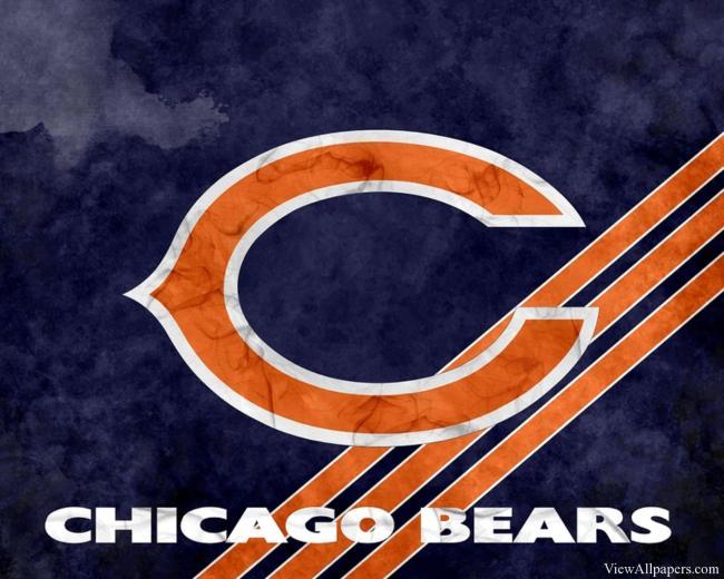 Chicago Bears Logo   Wallpaper