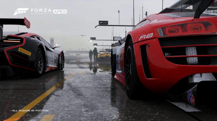 11 Forza Motorsport 6 Apex HD Wallpapers Background Images
