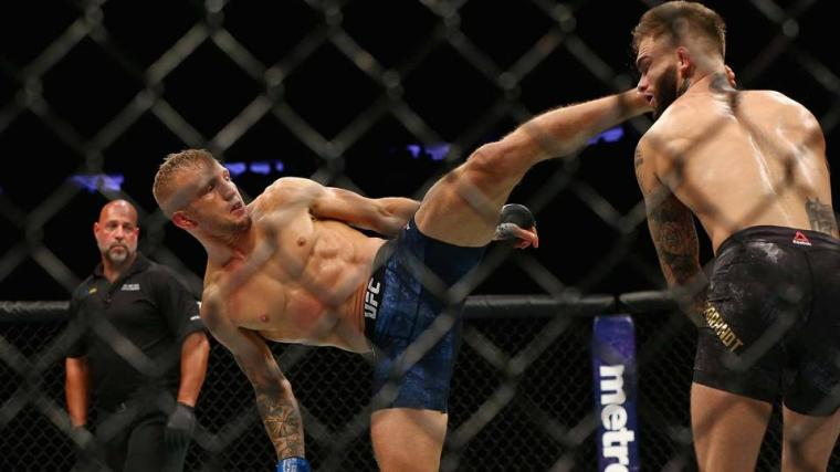 UFC 227 Dillashaw vs Garbrandt 2 fight date PPV price how to