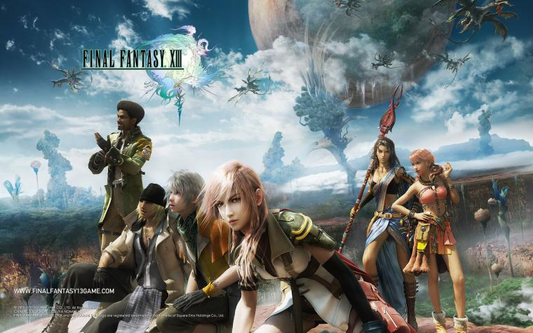 Final Fantasy 13 Wallpaper Full HD 1080p Wallpaper HD Widescreen
