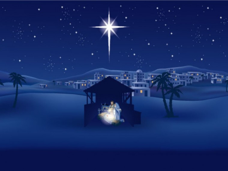 Merry Christmas Christian Wallpaper Desktop   Unique Wallpaper