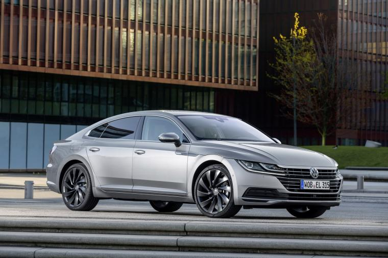Volkswagen Arteon Shooting Brake Confirmed Could Get V6 Engine