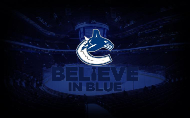 Vancouver Canucks   NHL Team Wallpaper