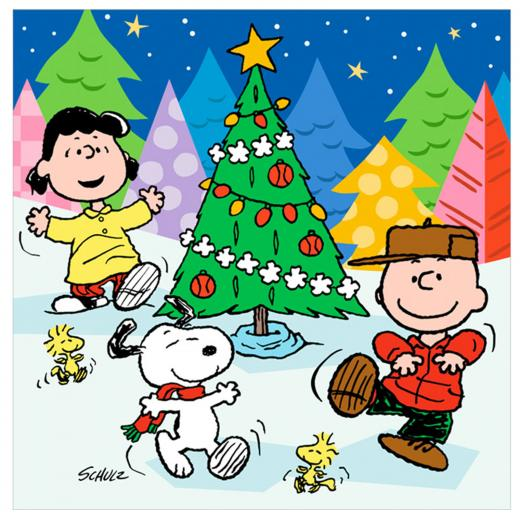 CHARLIE BROWN peanuts comics snoopy christmas f wallpaper background