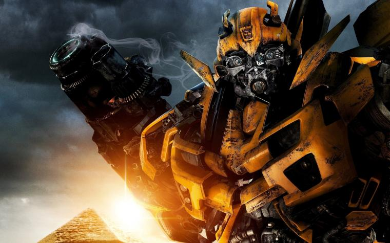 Bumblebee In Transformers 2 Wallpapers HD Wallpapers