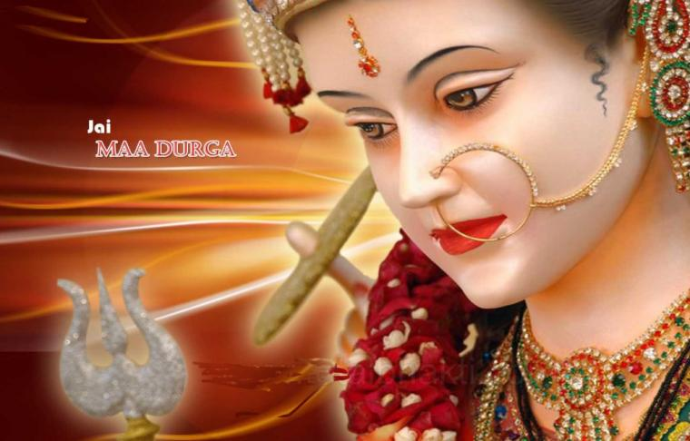 Wallpapers Goddess Maa Durga Jay Maa Durga Wallpaper
