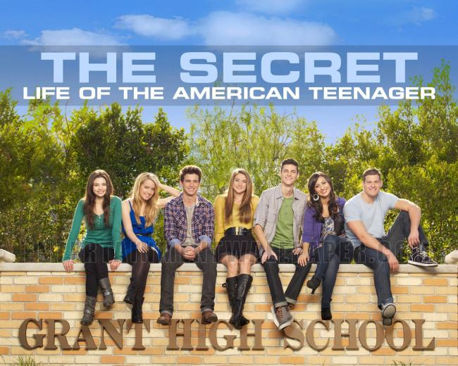 The Secret Life of the American Teenager Wallpaper   20031481