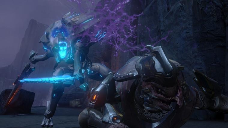 Halo 4 Elite Wallpaper