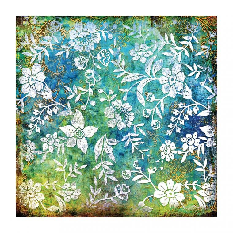 London MD4009 Ava Abstract Removable Wallpaper Mural Lowes Canada