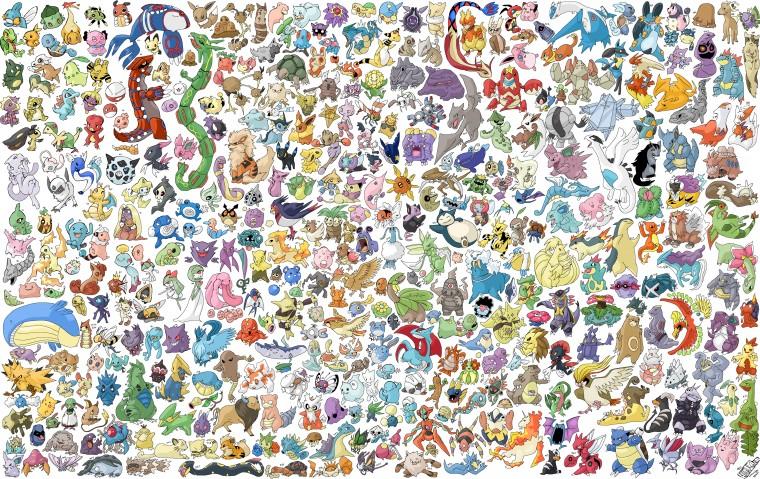 All Pokemon Wallpaper wallpaper wallpaper hd background desktop