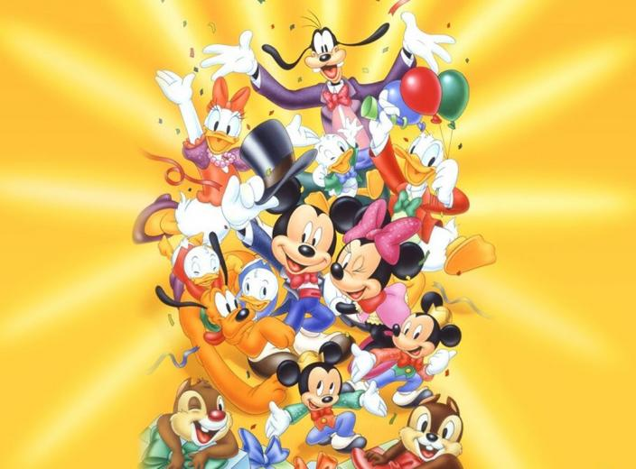 Download 100 Classic Disney Wallpaperszip