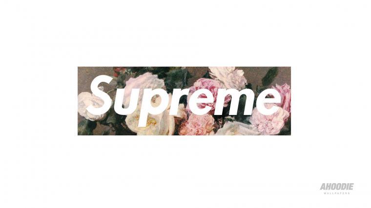 Supreme Floral wallpaper   1335069